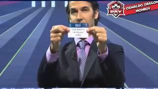 Sorteo Cuartos de final de la UEFA Champions League 2015 - Sorteo Cuartos De Final de 20/03/2015 HD