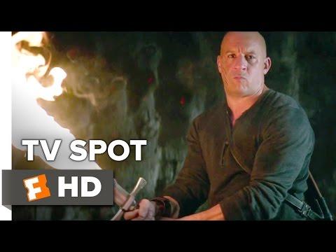 The Last Witch Hunter TV SPOT - Powerful (2015) - Vin Diesel, Elijah Wood Movie HD
