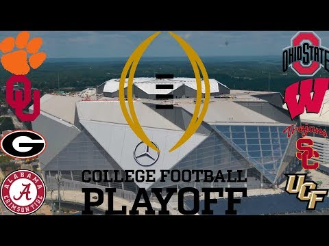 8-Team College Football Playoff (2017-18)