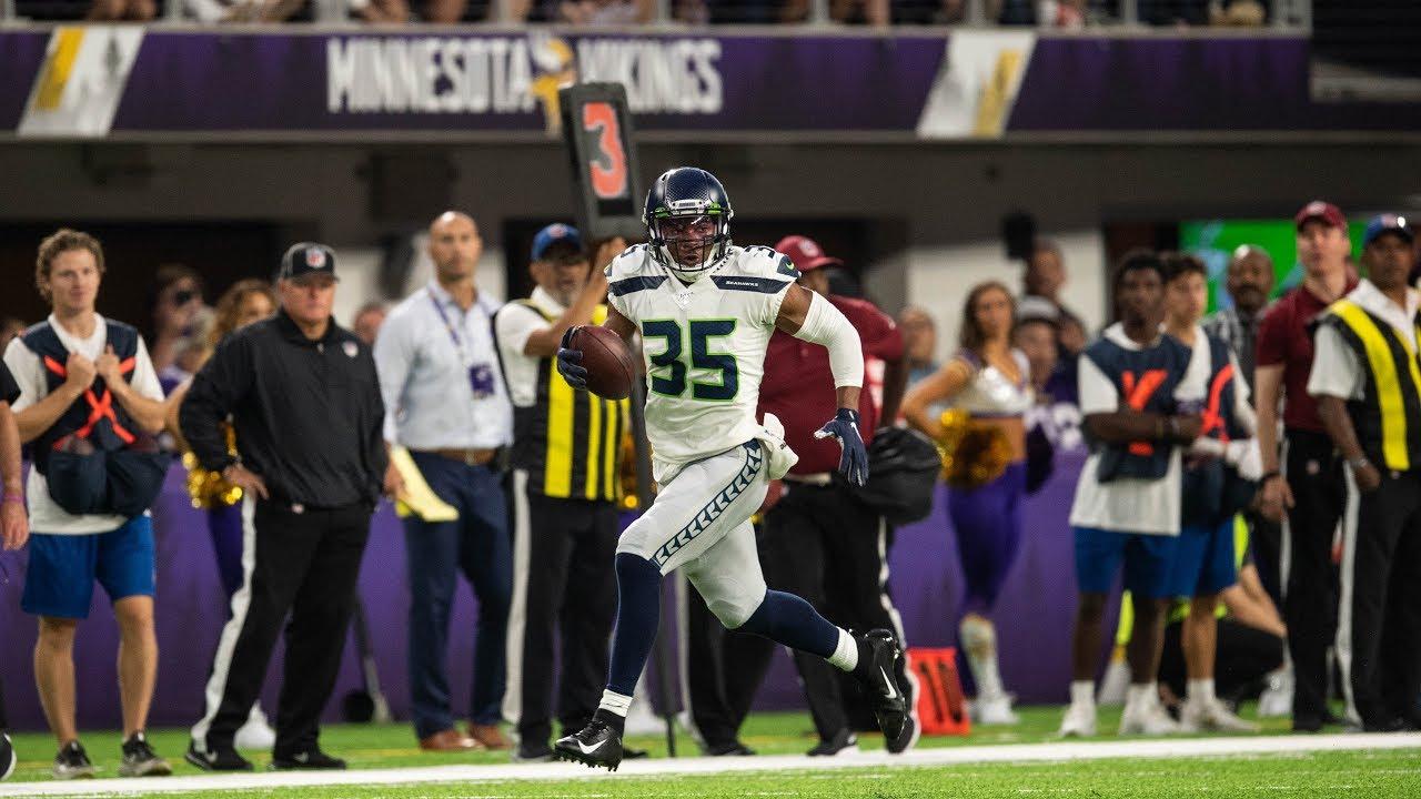 Preseason Week 2: Seahawks at Vikings Recap