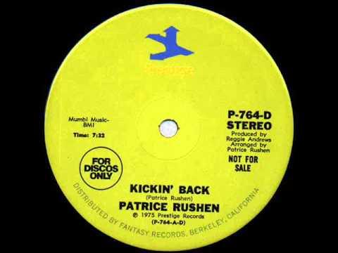 "Patrice Rushen - Kickin' Back 12"" - 1975"