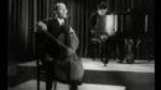 Feuermann plays Dvorak and Popper
