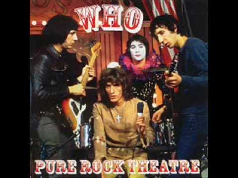 "THE WHO: ""Pure Rock Theatre"" (Ontario, October 15, 1969) FULL CD"