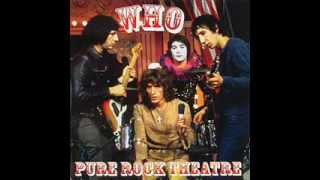 """THE WHO: """"Pure Rock Theatre"""" (Ontario, October 15, 1969) FULL CD"""