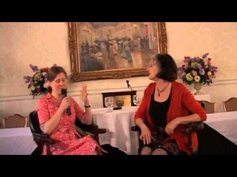 Ann Patchett & Barbara Kingsolver: Literary Friendships