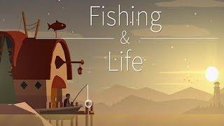 Рибалка і життя Fishing & Life наловив рибки, трохи розібрався в грі