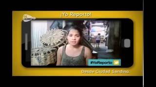 Yo Reporto desde Ciudad Sandino la basura en el mercado