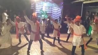 Powada Me SHIVAJIRAJE Bhosale boltoy (MAHARAJANCHI Kirti Befam) kids dance