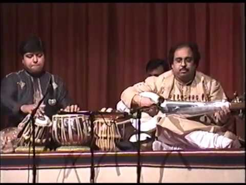 Pandit Tejendra Majumdar  Subhankar Banerjee Hamsadhwani and  Malkauns   Part 2 of 2