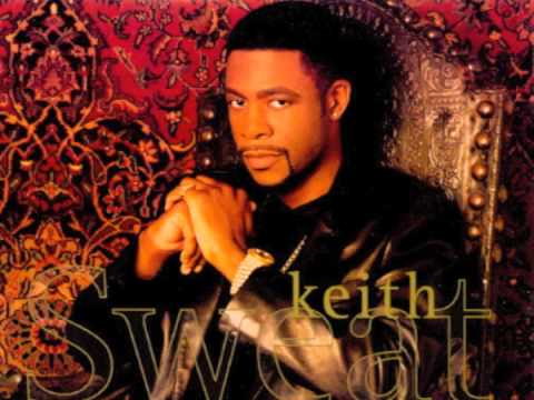 Keith Sweat - Just a little bit