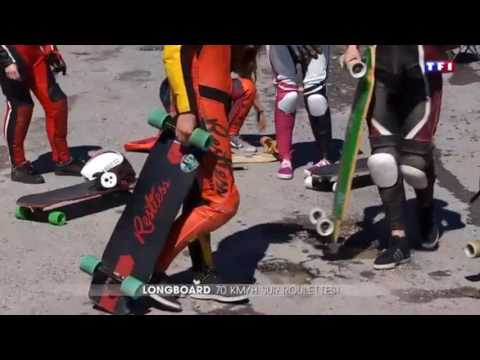 LongboardGirlsCrew  France sur TF1 - Outdoor mix