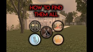 How to get all 5 Badges in Buena Vista Roblox Tutorial