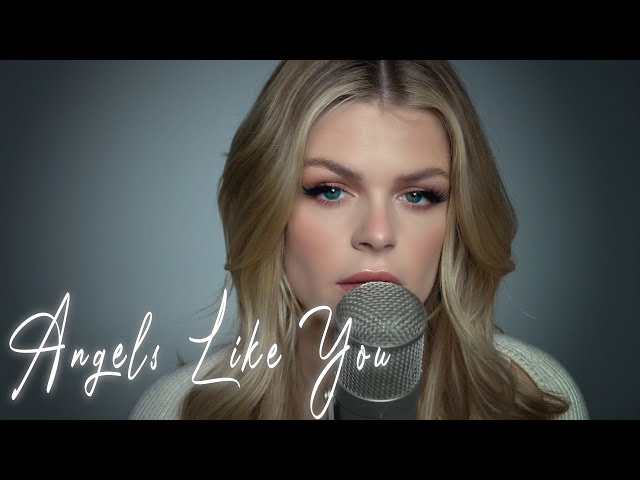 Angels Like You - Miley Cyrus (Cover by Davina Michelle)