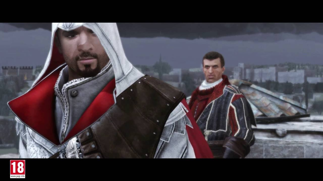 Assassin S Creed The Ezio Collection Trailer Youtube