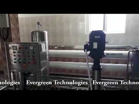 Water Purification System - Evergreen Technologies