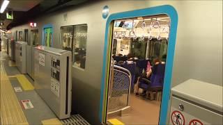 (TVアニメポケモン通算1000回記念動画)西武40000系40101F Sトレイン飯能行き 渋谷駅発車