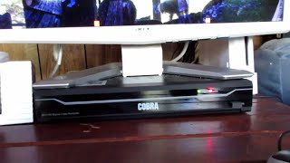 Update On Cobra 63890 Security Camera System Night View And Using Smart Phone To View