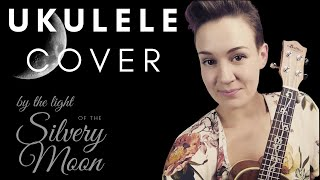 By the Light of the Silvery Moon - Laura Wyatt - Doris Day - Ukulele Cover - Vintage Singer
