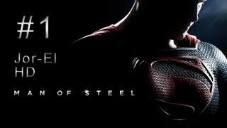 Man Of Steel - Official Trailer #1 - Jor-El (HD 1080p)