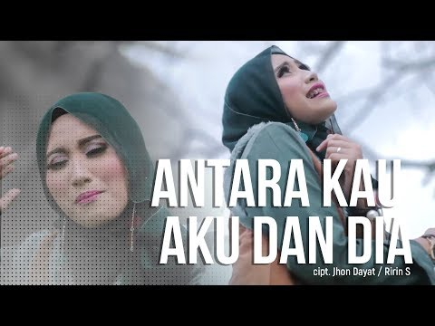 AtikahEdelweis -  Antara Kau Aku Dan Dia ( Official Music Video )
