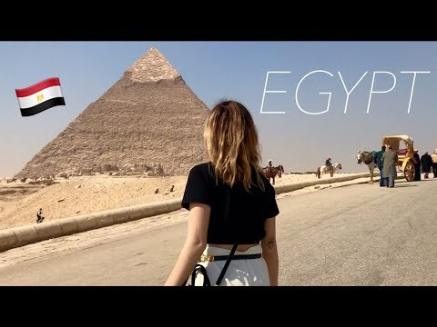 EGYPT TRAVEL | Giza Pyramids, Desert camping, Luxor & Red sea