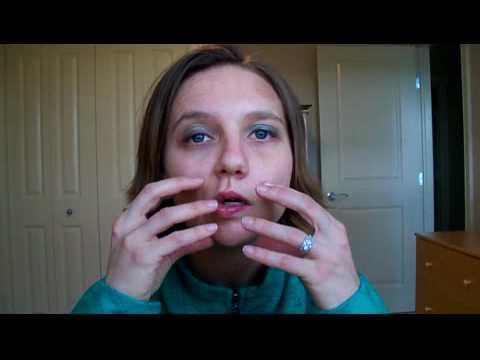 Facial exercises cure wringles