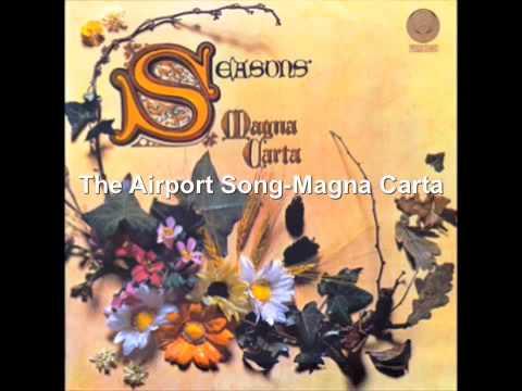 The Airport Song - Magna Carta