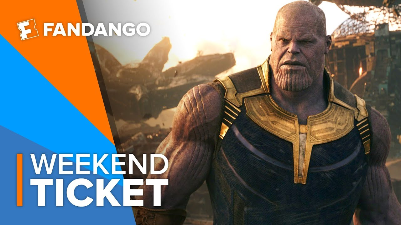 Now In Theaters: Avengers: Infinity War | Weekend Ticket