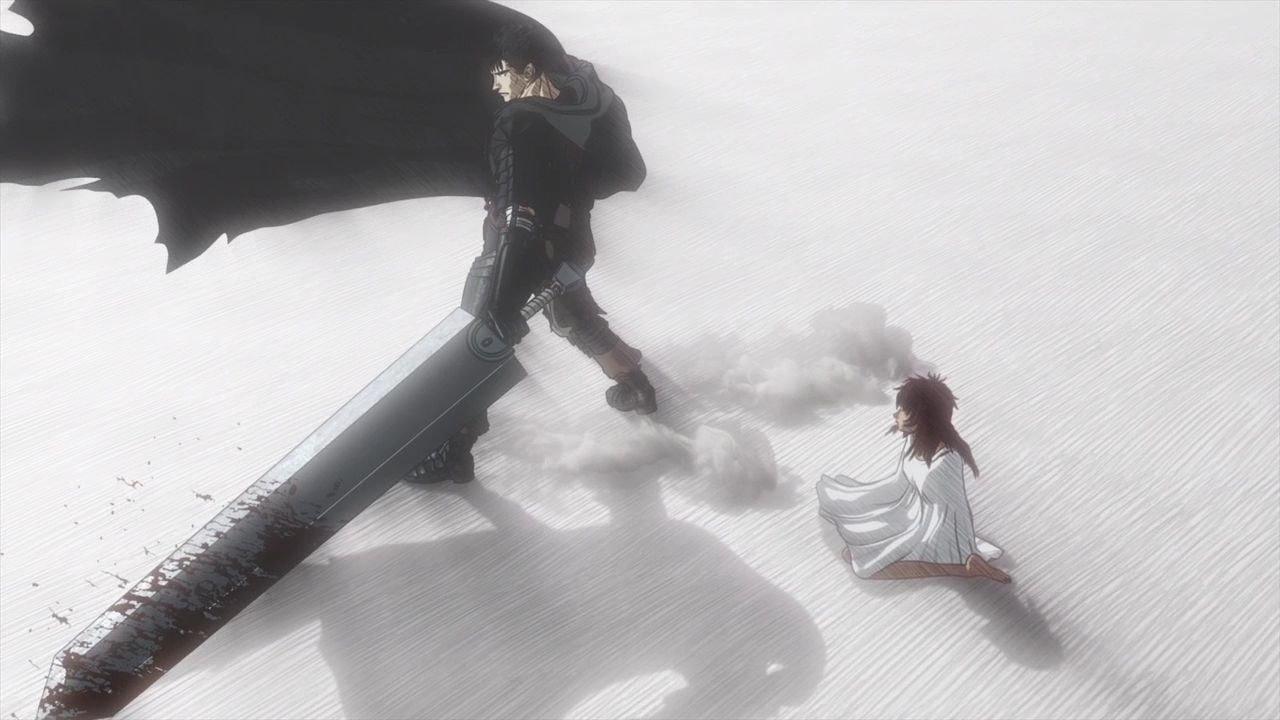 TVアニメ「ベルセルク」第1期ダイジェスト映像