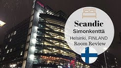 Helsinki, Scandic Hotel Simonkenttä FINLAND
