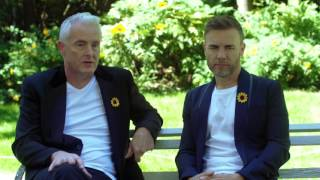 Gary Barlow and Tim Firth - Two friends talking about The Girls