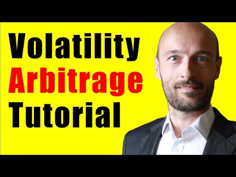 Volatility Arbitrage - How Does It Work? - Options Trading Lessons