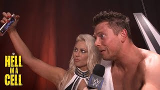 The Miz and Maryse revel in their Mixed Tag Team Match victory over...