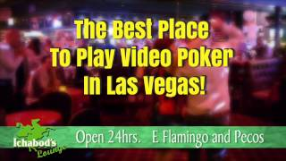 Ichabods Las Vegas Video Poker and Sports Bar