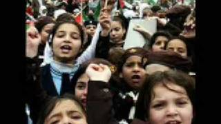 Free children of palestine - Dream of peace