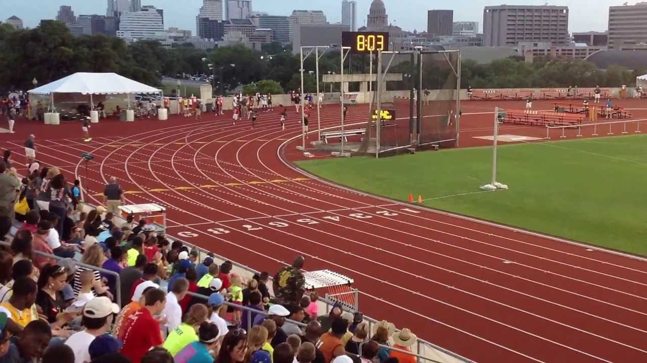 texas uil track meet schedule