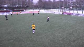 13.12.15 - Талант vs ЛФК Динамо (Второй тайм) - 7:3