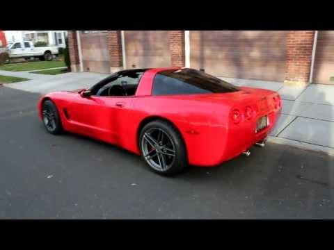 Crazy LOUD C5 Corvette Exhaust System