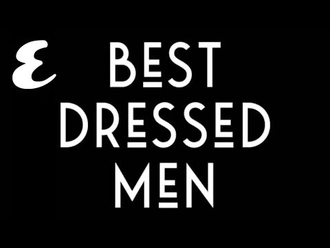 The Best-Dressed Men Of The Year 2017