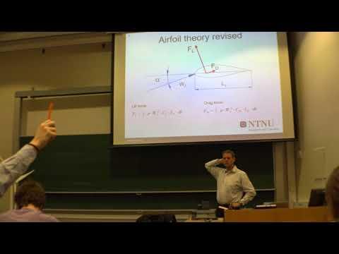 Lecture 6: Blade Element Momentum Method. Part 1/2