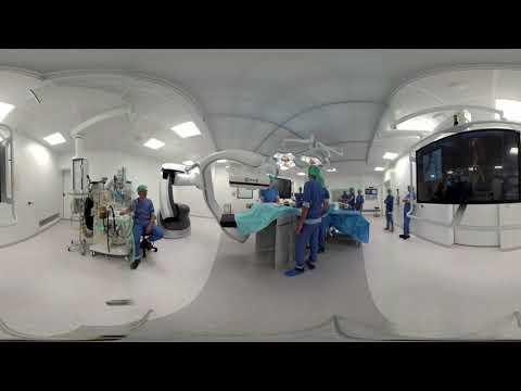 Hybride operatiekamer