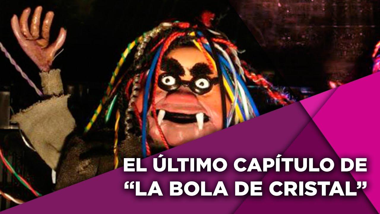 """El último capítulo de """"La Bola de Cristal"""" - YouTube"""