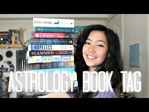 Astrology Book Tag