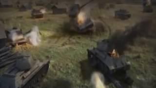 А под Курском бои (клип)