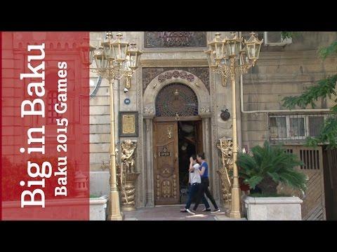 A Relaxing Visit To Taze Bey Bath House In Baku | Big In Baku