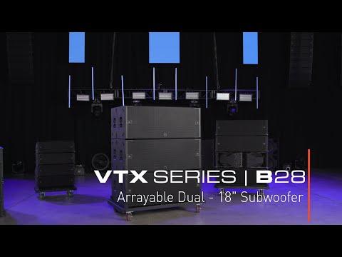Loa sub JBL VTX B28 - Loa siêu trầm JBL kép đường kính 18 inch 1