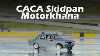 O What A Feeling // CACA Skidpan Motorkhana