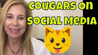 Cougars On Social Media - What To Say To An Older Woman On Instagram or Facebook