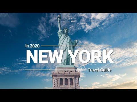 Top 5 places to visit near nyc travel guide 2020 ➡ Travel guide nyc new video