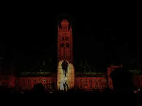 Canadian History with great visual effect